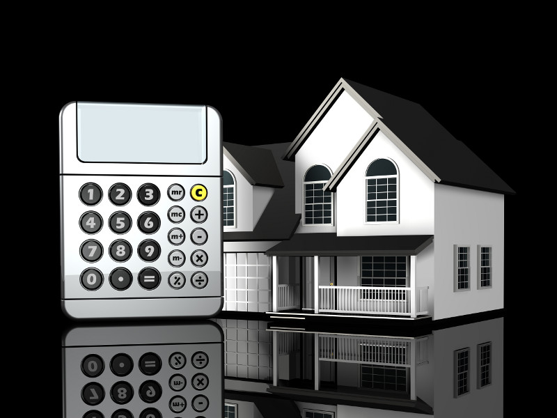 Mortgage Home Loan Calculator - Extra Monthly Payment Principal