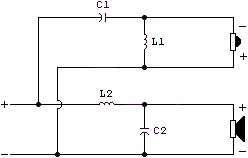 Two Way Second Order Network